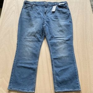 New Old Navy Slim Blue Jeans Mens Size 46 x 30